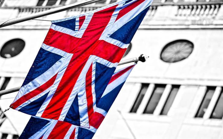 UK flag Australia