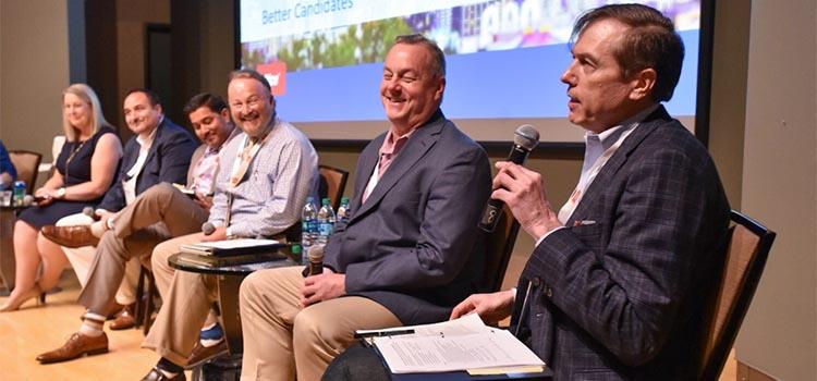 StaffingTec Panel discussion